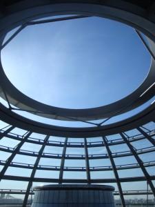 Reichtstagskuppel Berlin / Raumgestaltung, Innenarchitektur
